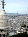 Parigi da Montmartre Immagine Stock Libera da Diritti