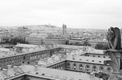 Parigi della chimera Immagini Stock