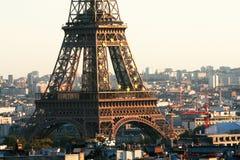 Parigi - Eiffel Fotografia Stock