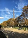 Parigi Eiffel fotografia stock