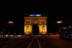 Parigi est Charlie (2) immagini stock libere da diritti