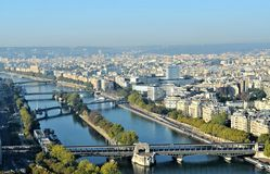 Parigi Francia Fotografia Stock Libera da Diritti
