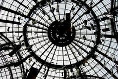 Parigi - grandi palais dell'Au Fotografia Stock