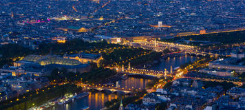 Parigi II Fotografia Stock Libera da Diritti