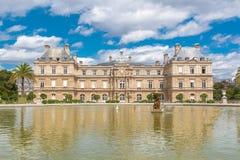 Parigi, il Senat fotografia stock