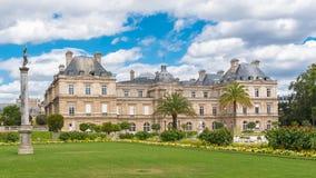 Parigi, il Senat fotografia stock libera da diritti