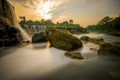 Parigi, la petite cascade de Niagara Photo libre de droits