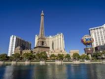 Parigi Parigi, Las Vegas Fotografie Stock