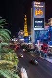 Parigi a Las Vegas Immagine Stock Libera da Diritti