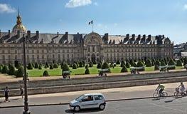 Parigi - Les Invalides Fotografia Stock