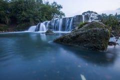 Parigi, the little niagara waterfall Royalty Free Stock Photo