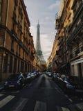 Parigi magica fotografia stock