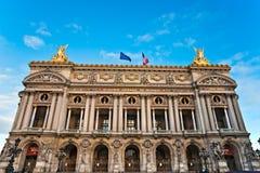 Parigi: Opera Garnier Fotografia Stock