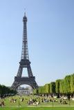Parigi - Torre Eiffel Fotografia Stock