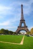 Parigi verde Fotografie Stock Libere da Diritti