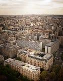 Parigi vernacolare Fotografie Stock Libere da Diritti