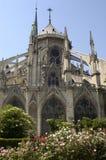 Parijs 15, dame Notre Stock Afbeeldingen
