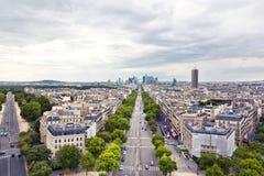 parijs Stock Fotografie