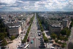 Parijs Stock Afbeeldingen