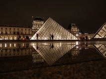 Parijs aan het leven royalty-vrije stock foto's