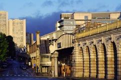 Parijs, bercybrug Royalty-vrije Stock Afbeeldingen