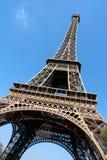 Parijs, de toren van Eiffel Stock Afbeelding