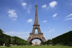 Parijs - de Toren van Eiffel Stock Afbeelding