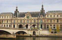 Parijs in een de herfsttijd Royalty-vrije Stock Fotografie