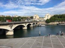 Parijs Frankrijk Stock Fotografie