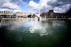 Parijs, Frankrijk royalty-vrije stock afbeelding