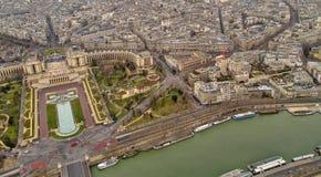 Parijs, Frankrijk Stock Foto's