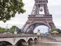 PARIJS, 14,2016 FRANKRIJK-JUNI Stock Afbeelding