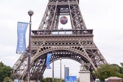 PARIJS, 14,2016 FRANKRIJK-JUNI Royalty-vrije Stock Foto