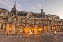 Parijs (Frankrijk) Louvre Royalty-vrije Stock Afbeeldingen