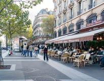 Parijs, Frankrijk, Parijs, Parijs, FranceViews van gebouwen, monumenten en beroemde plaatsen in Parijs Royalty-vrije Stock Foto