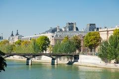 PARIJS, FRANKRIJK - September 24, 2013: mooie mening over prachtig Royalty-vrije Stock Foto