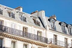 PARIJS, FRANKRIJK - September 24, 2013: mooie mening over prachtig Royalty-vrije Stock Afbeelding