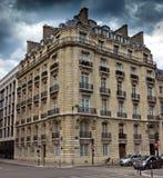 Parijs - Franse architectuur stock foto's