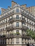 Parijs - Franse architectuur Stock Foto