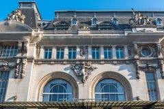 Parijs, gare DE Lyon stock afbeelding
