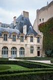 Parijs - Hotel DE Sully Royalty-vrije Stock Foto's