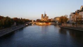 Parijs ile van Parijs Stock Foto's
