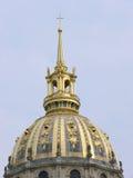 Parijs invalids royalty-vrije stock fotografie