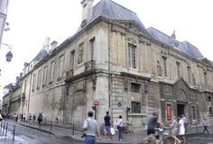 Parijs, 19 Juli: De Vendome historische bouw van Parijs in Frankrijk Royalty-vrije Stock Afbeeldingen