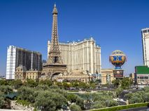 Parijs Las Vegas Stock Fotografie