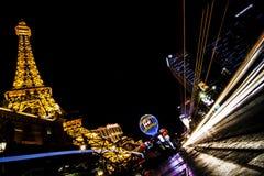 Parijs in Las Vegas Stock Afbeelding