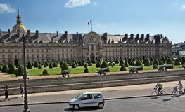 Parijs - Les Invalides Stock Fotografie