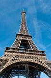Parijs met de Toren van Eiffel. Stock Afbeeldingen