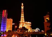Parijs op de Strook stock fotografie