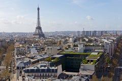 Parijs, reis Eiffel Royalty-vrije Stock Foto